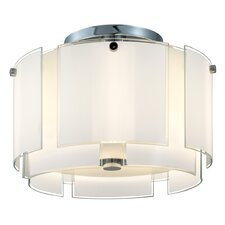 <strong>Sonneman</strong> Velo 2 Light Semi Flush Mount