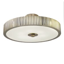 Paramount 6 Light Semi Flush Mount
