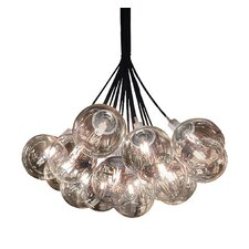 Orb 19 Light Cluster Pendant