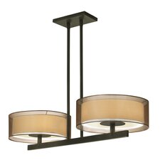 <strong>Sonneman</strong> Puri 4 Light Bar Pendant