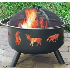 <strong>Landmann</strong> Big Sky Wildlife Fire Pit