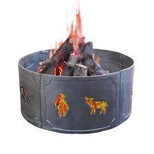 <strong>Landmann</strong> Big Sky Wildlife Fire Ring