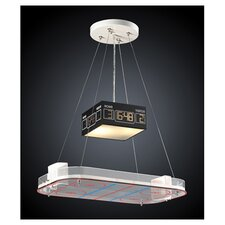 Novelty 2 Light Foyer Pendant