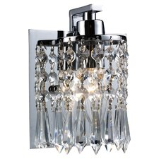 Optix 1 Light Bathroom Vanity Light