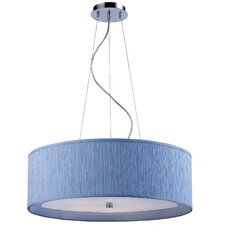 <strong>Elk Lighting</strong> Le Triumph 5 Light Drum Pendant