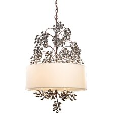 Winterberry 4 Light Pendant