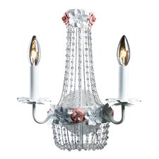 <strong>Elk Lighting</strong> Isabella 2 Light Wall Sconce