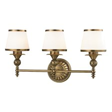 Smithfield 3 Light Bath Vanity Light