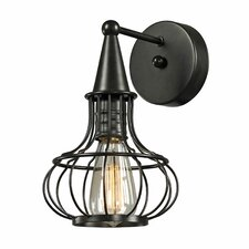 <strong>Elk Lighting</strong> Yardley 1 Light Wall Sconce