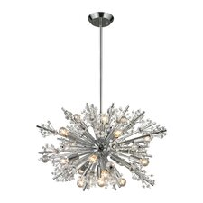 Starburst 19 Light Chandelier