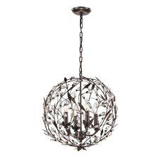 Circeo 4 Light Globe Pendant