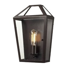 Alanna 1 Light Wall Sconce