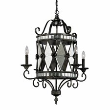 <strong>Elk Lighting</strong> Mariana 4 Light Candle Chandelier