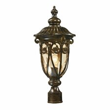 <strong>Elk Lighting</strong> 1 Light Outdoor Post Lantern
