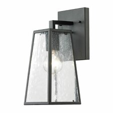 Meditterano 1 Light Outdoor Wall Sconce