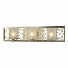<strong>Elk Lighting</strong> Santa Monica 3 Light Bath Vanity Light