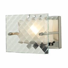 <strong>Elk Lighting</strong> Talmage 1 Light Bath Vanity Light