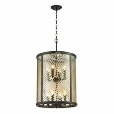 Chandler 8 Light Drum Pendant