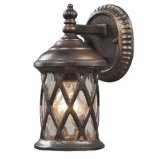 Barrington Gate 1 Light Outdoor Wall Sconce