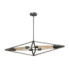 Laboratory 4 Light Mini Chandelier