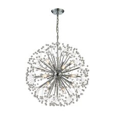 Starburst 16 Light Mini Chandelier