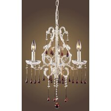 <strong>Elk Lighting</strong> Opulence 3 Light Chandelier