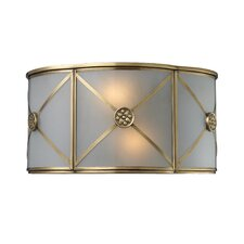Preston 2 Light Wall Sconce
