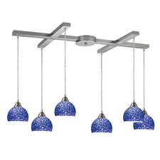 Cira 6 Light Pendant