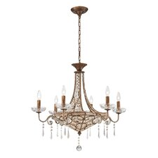 <strong>Elk Lighting</strong> 9 Light Chandelier
