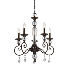 <strong>Elk Lighting</strong> 5 Light Chandelier