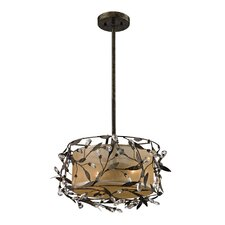 <strong>Elk Lighting</strong> 2 Light Semi Flush