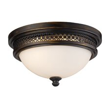 Flush Mount 2 Lighte