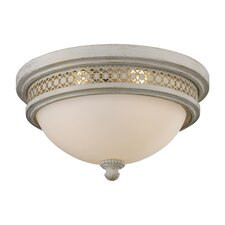 Flush Mount 2 Lights