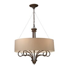 "28"" Retrofit Drum Pendant Shade"