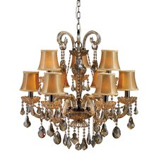 Julianne 9 Light Chandelier