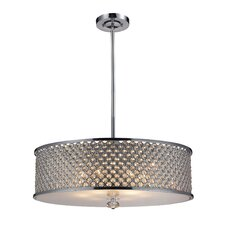 Freeport 6 Light Drum Pendant