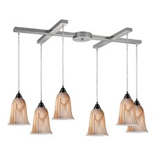 Freeport 6 Light Pendant