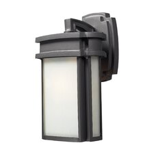 <strong>Elk Lighting</strong> Vuelta 1 Light Outdoor Wall Sconce