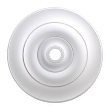 <strong>Elk Lighting</strong> Apollo Ceiling Medallion in White