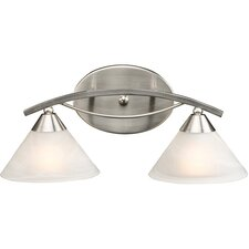 Elysburg 2 Light Vanity Light