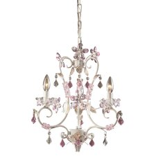 <strong>Elk Lighting</strong> Julia 3 Light Mini Candle Chandelier