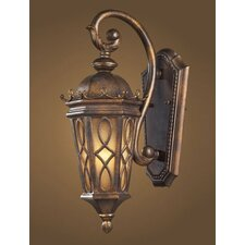 Burlington Junction 1 Light Outdoor Wall Lantern