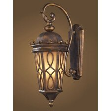 Burlington Junction 3 Light Outdoor Wall Lantern