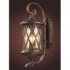 Barrington Gate 2 Light Outdoor Wall Lantern