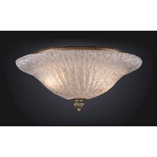 <strong>Elk Lighting</strong> Providence 2 Light Flush Mount