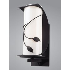 <strong>Elk Lighting</strong> Hedera 1 Light Outdoor Wall Sconce