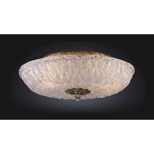 "Providence 15"" 2 Light Flush Mount"