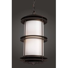 Burbank 1 Light Outdoor Hanging Lantern