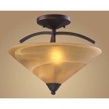 Elysburg Semi Flush Mount