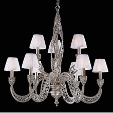Renaissance 9 Light Chandelier